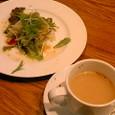 スイートバジル サラダ&スープ
