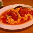 東方餃子館@本店 トマトと玉子の炒め物