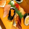 徳寿し(飯塚) 上にぎり・1630円 ランチメニューが消えた?