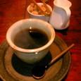 すてーき一麿 コーヒー