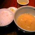 知伽良 ご飯と豚汁