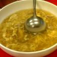 春燕ファミリーコース ふかひれスープ