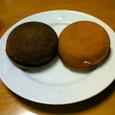くまもと菓房 チョコ&カスタードケーキ
