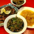 春燕ファミリーコース 前菜