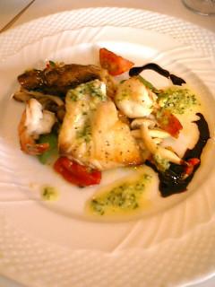 ベルボスコ ランチ(魚)